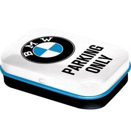 Nostalgic Art mint box - BMW drivers only
