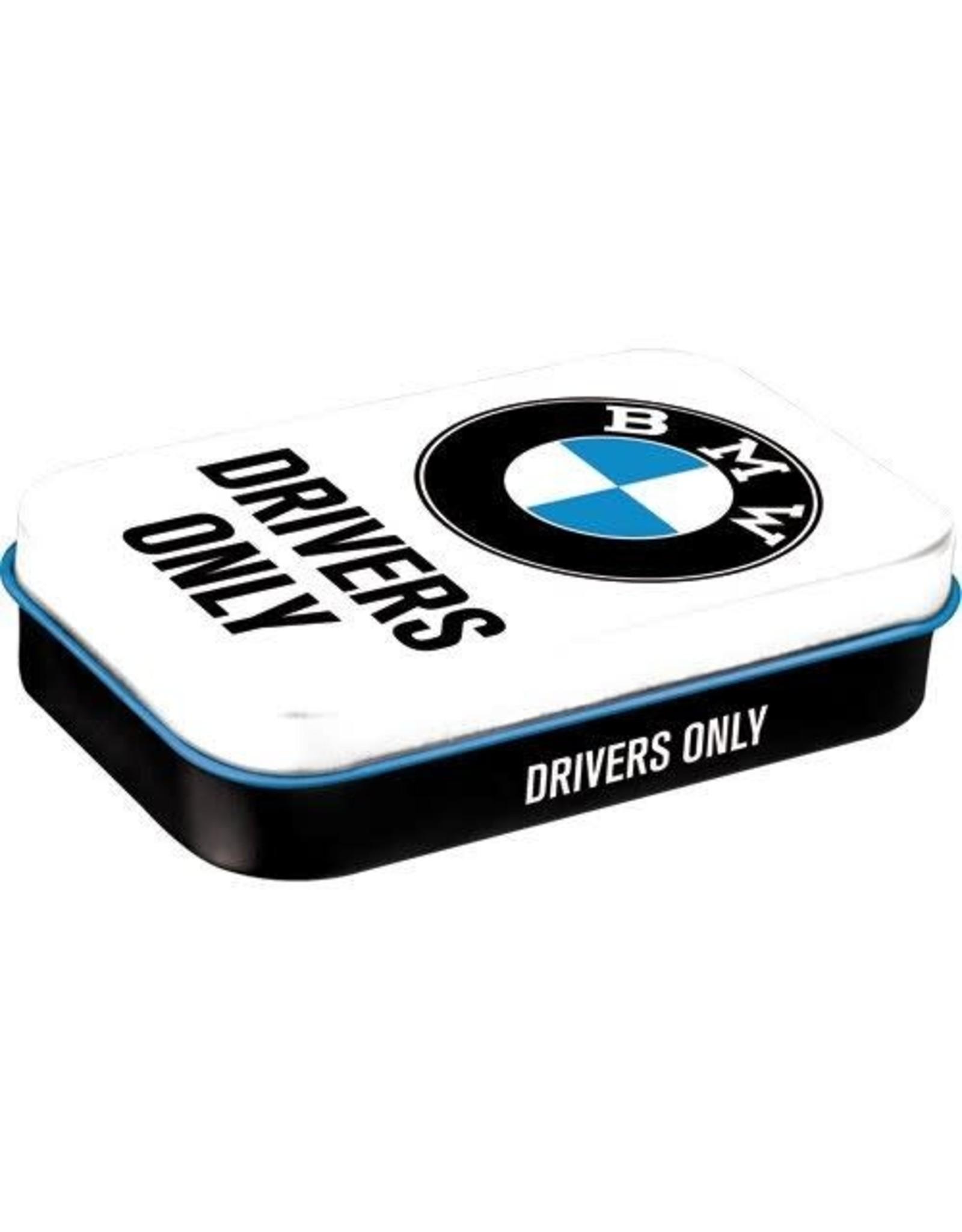 mint box - XL - BMW drivers only