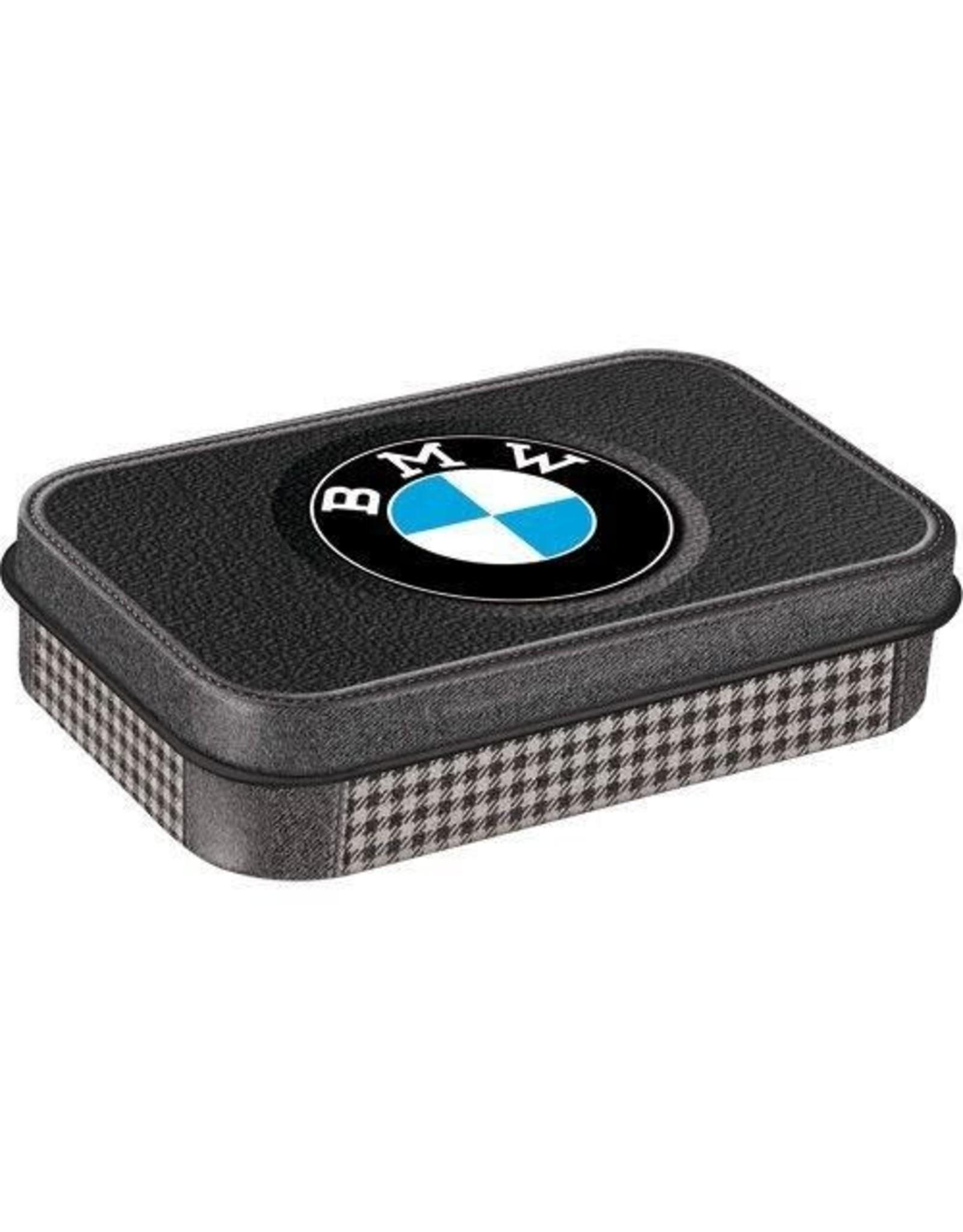 mint box - XL - BMW logo