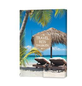 reisdagboek travel - palmboom