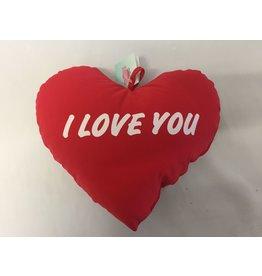 pillow heart - I love you (25cm)