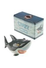moneybox - shark
