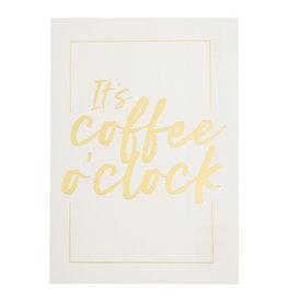 Timi postcard - coffee o'clock (12)