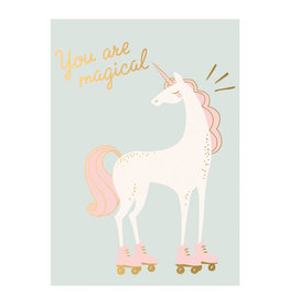 Timi postcard - you are magical