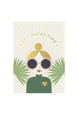 Timi postcard - vacay-time