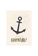 Timi postcard - adventure (anchor)