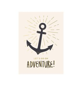 Timi postcard - adventure (anchor)