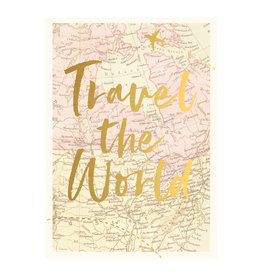 Timi postcard - travel the world