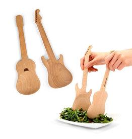 guitars spoons