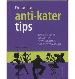 Deltas boek - anti-kater tips