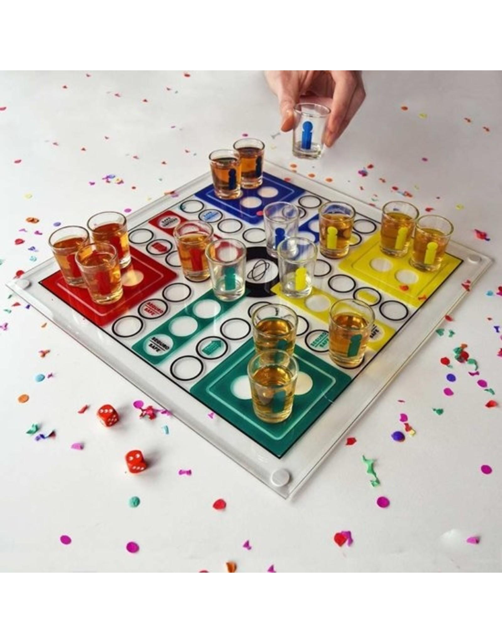drinking game - ludo
