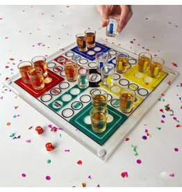 Out Of The Blue drinking game - ludo