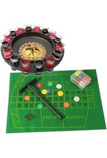drinking game - roulette with mat