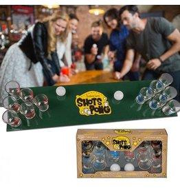 drankspel - shots pong