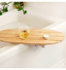 Kikkerland sidekick bath tray