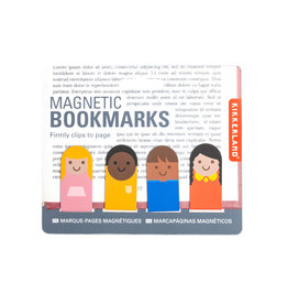 magnetic bookmark - people