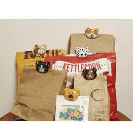 Kikkerland doggies bag clips