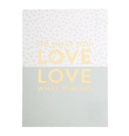 Timi postcard - do what you love