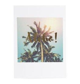 Timi postcard - aloha