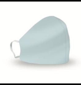i-total herbruikbaar mondmasker - 9-15 jaar (lichtblauw)