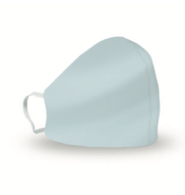 i-total reusable face mask - 9-15 years (baby blue)