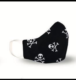 i-total herbruikbaar mondmasker - man (piraat)