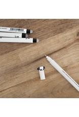 Legami erasable pen - panda (black ink)