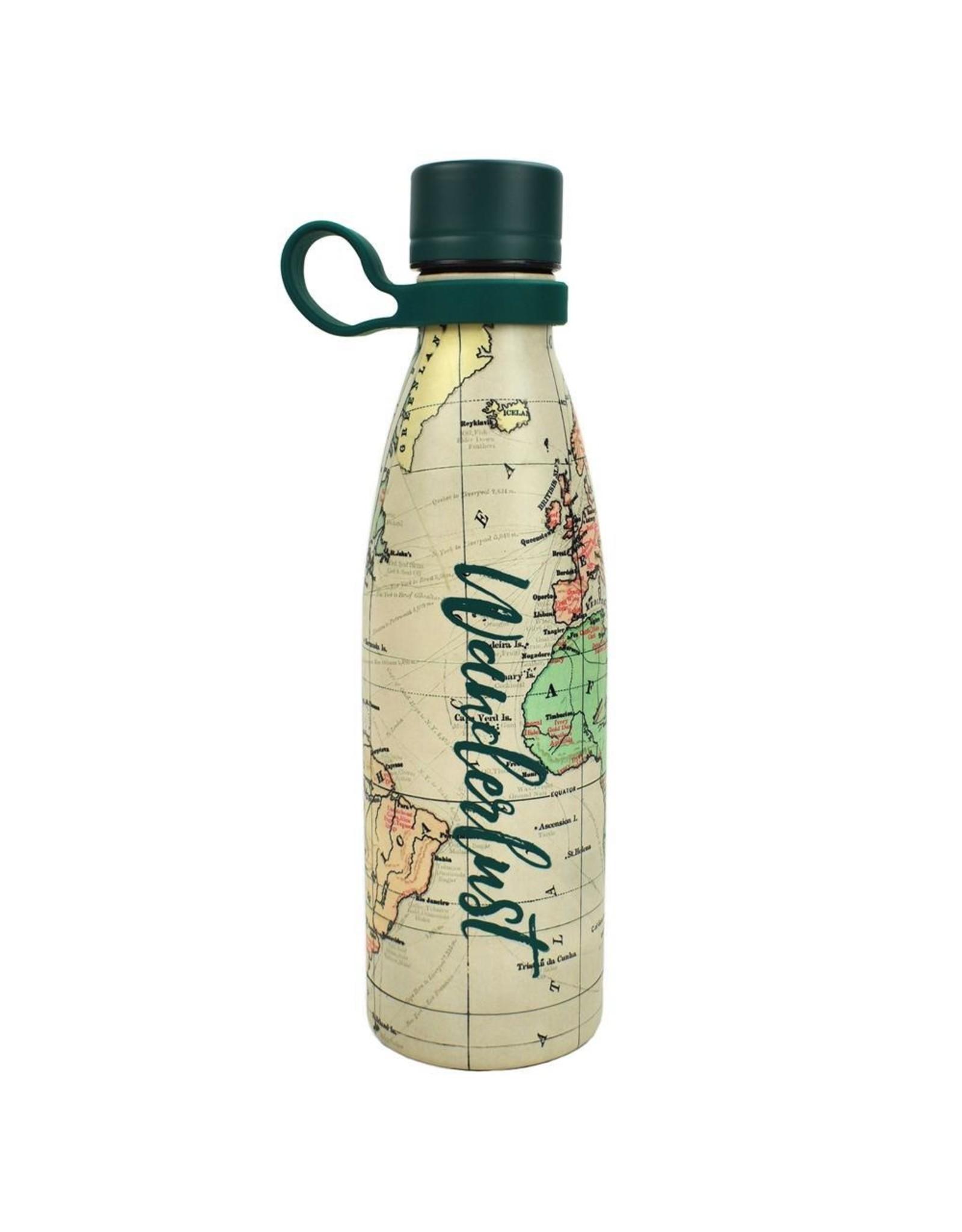 Legami 500ml hot & cold drinking bottle - wanderlust
