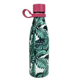 Legami 500ml hot & cold drinking bottle - jungle