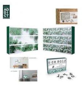 A4 lightbox - jungle
