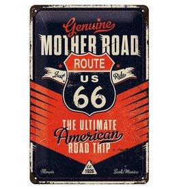 bord - 20x30 - Route 66