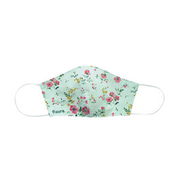 Fisura reusable face mask - adult - wild flowers