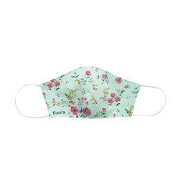 Fisura reusable face mask - wild flowers