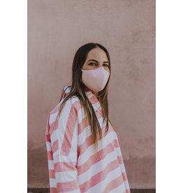 Fisura reusable face mask - adult - pink