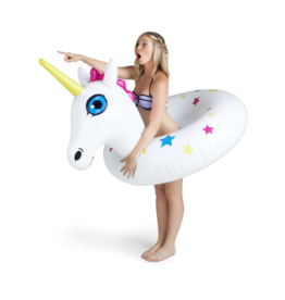 Big Mouth pool float - giant unicorn