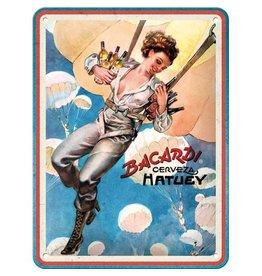 Nostalgic Art sign - 15x20 - Bacardi