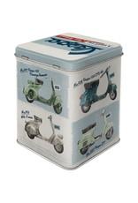 Nostalgic Art tea box - Vespa