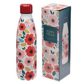 drinking bottle - poppy