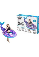 pool float - giant mermaid tail
