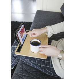 Kikkerland lap desk - ibed (wood)