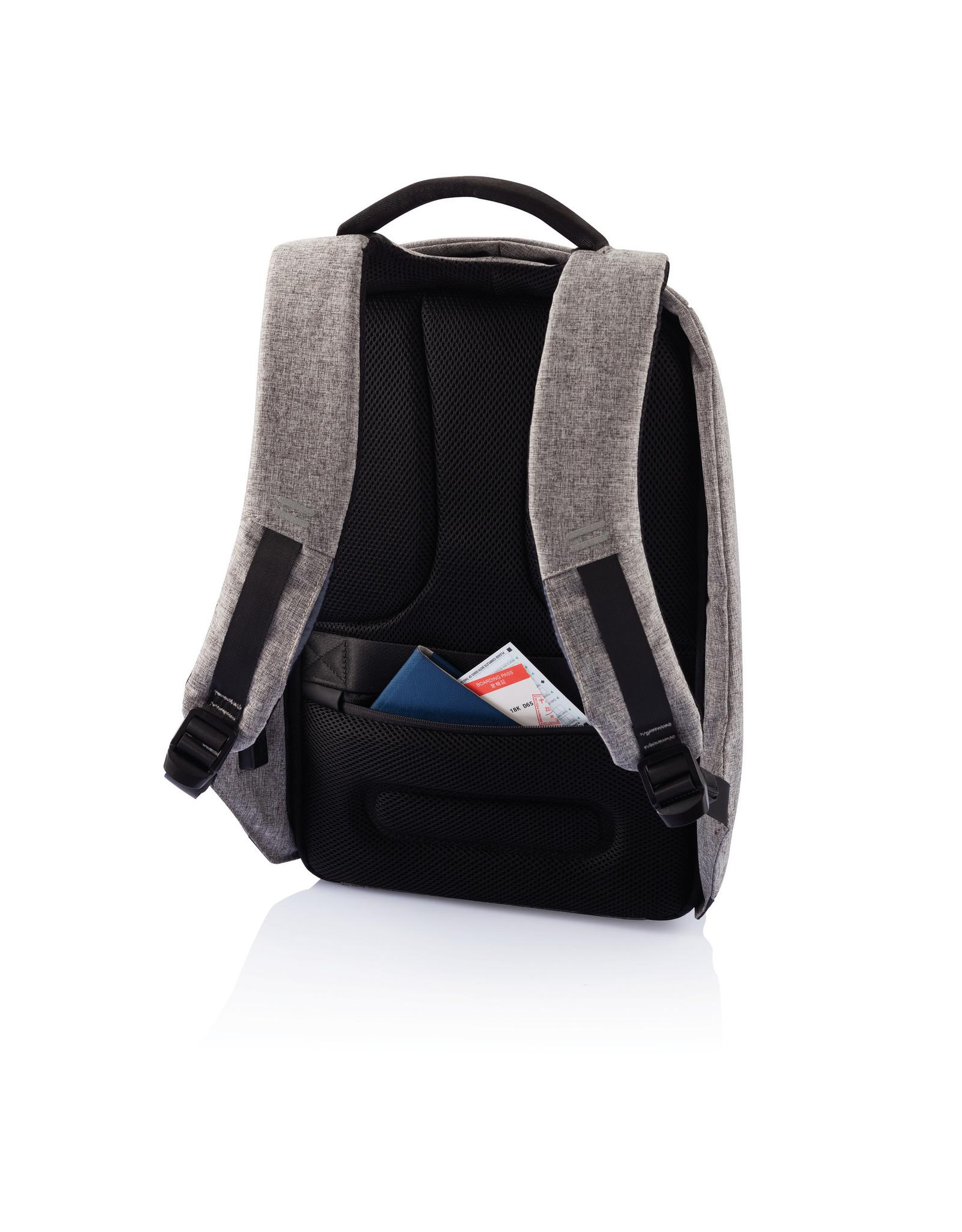 Black Bobby anti-theft backpack  15L