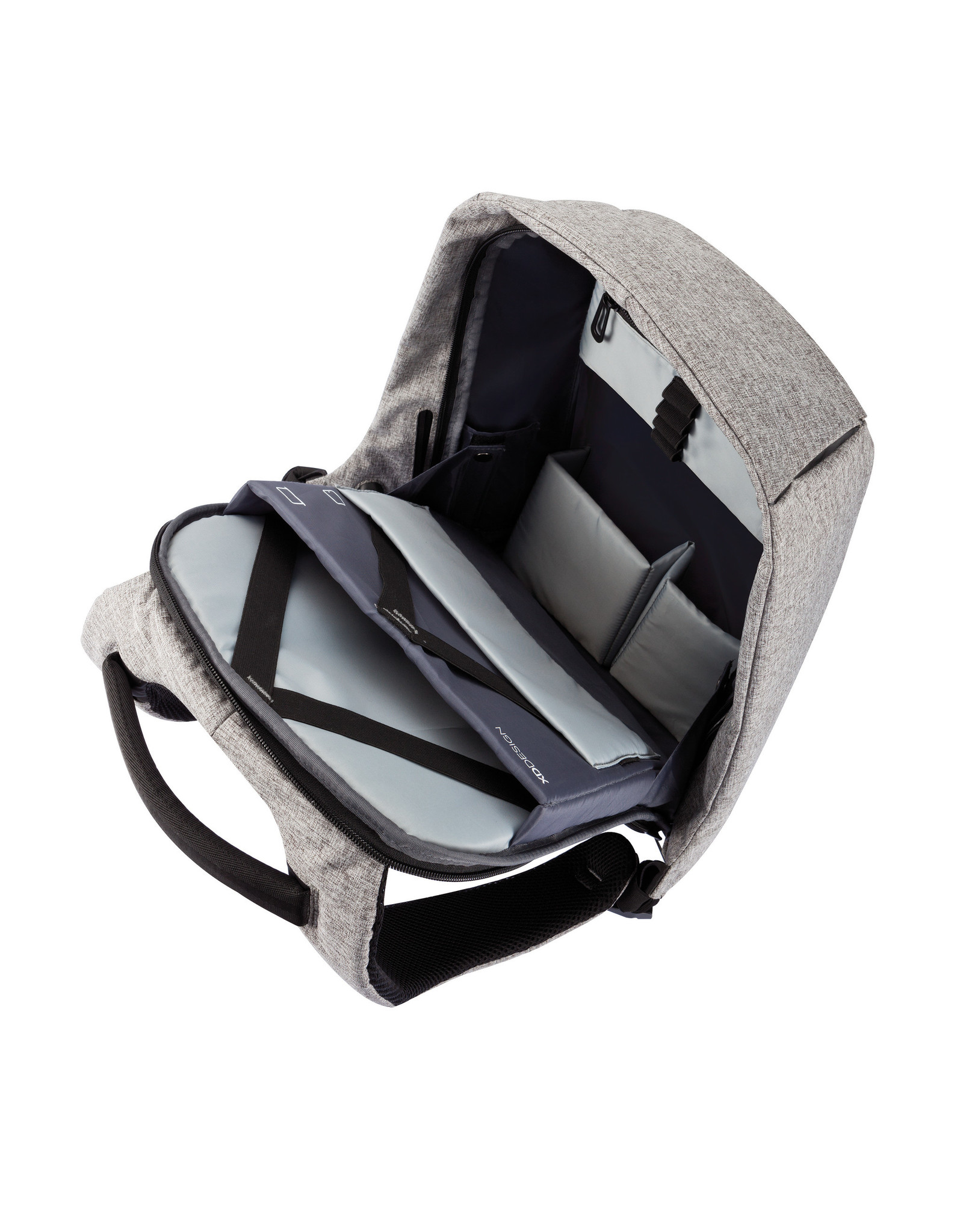 XD Design Black Bobby anti-theft backpack  15L