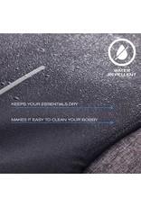 XD Design Blauwe Bobby anti-diefstal rugzak 15L