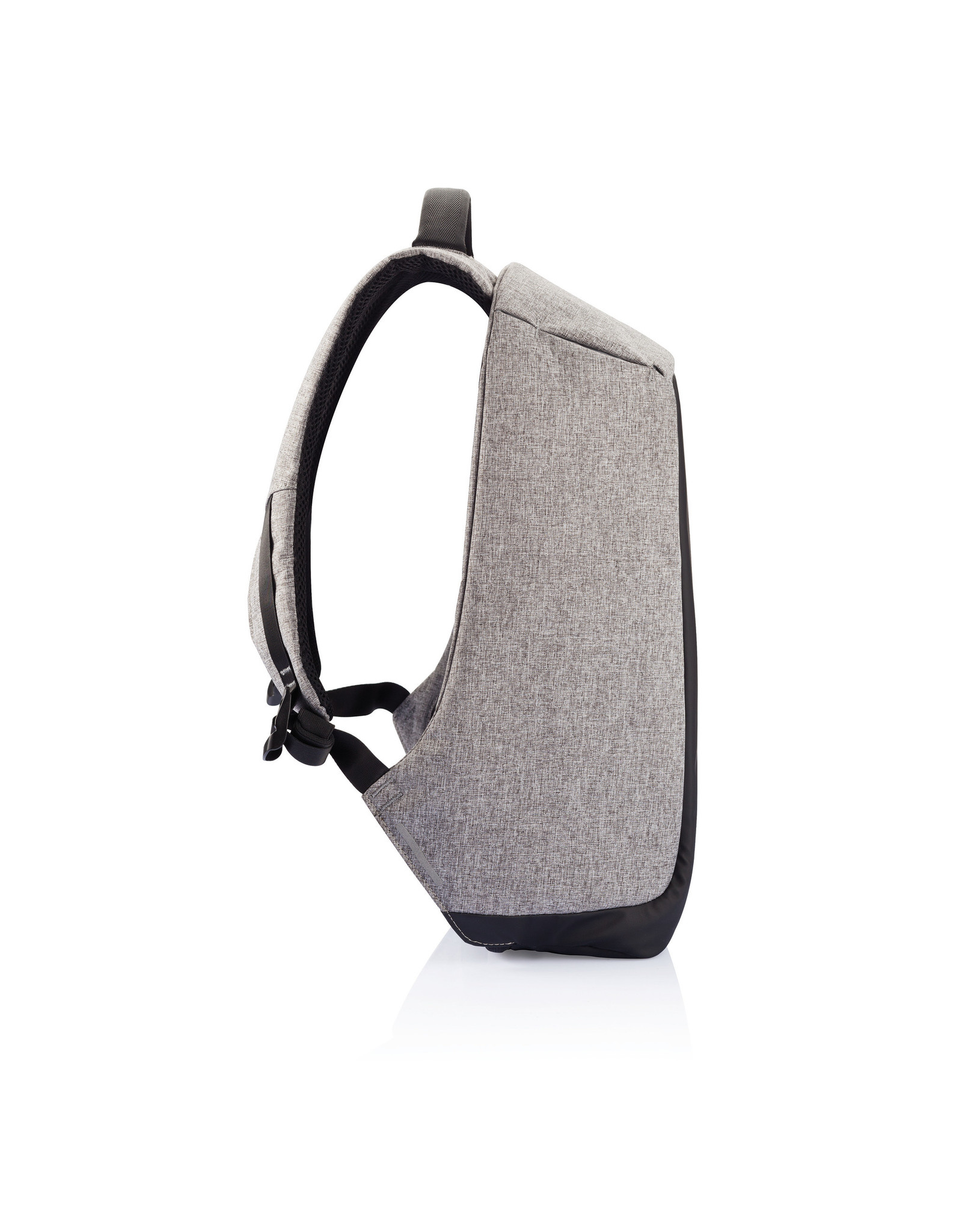 Grey Bobby anti-theft backpack  15L