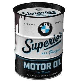 spaarpot - oil barrel - BMW