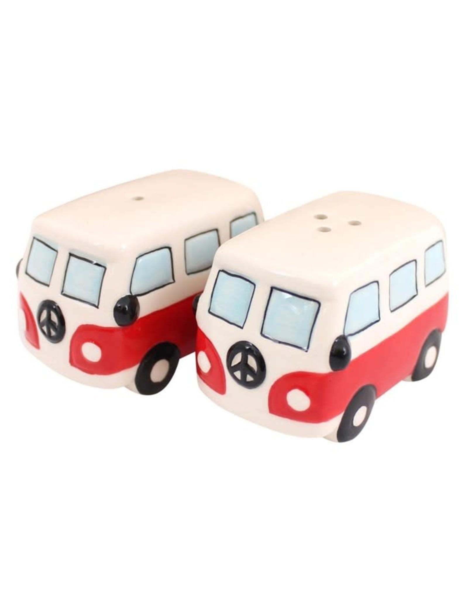 Z&P - campervans (rood)