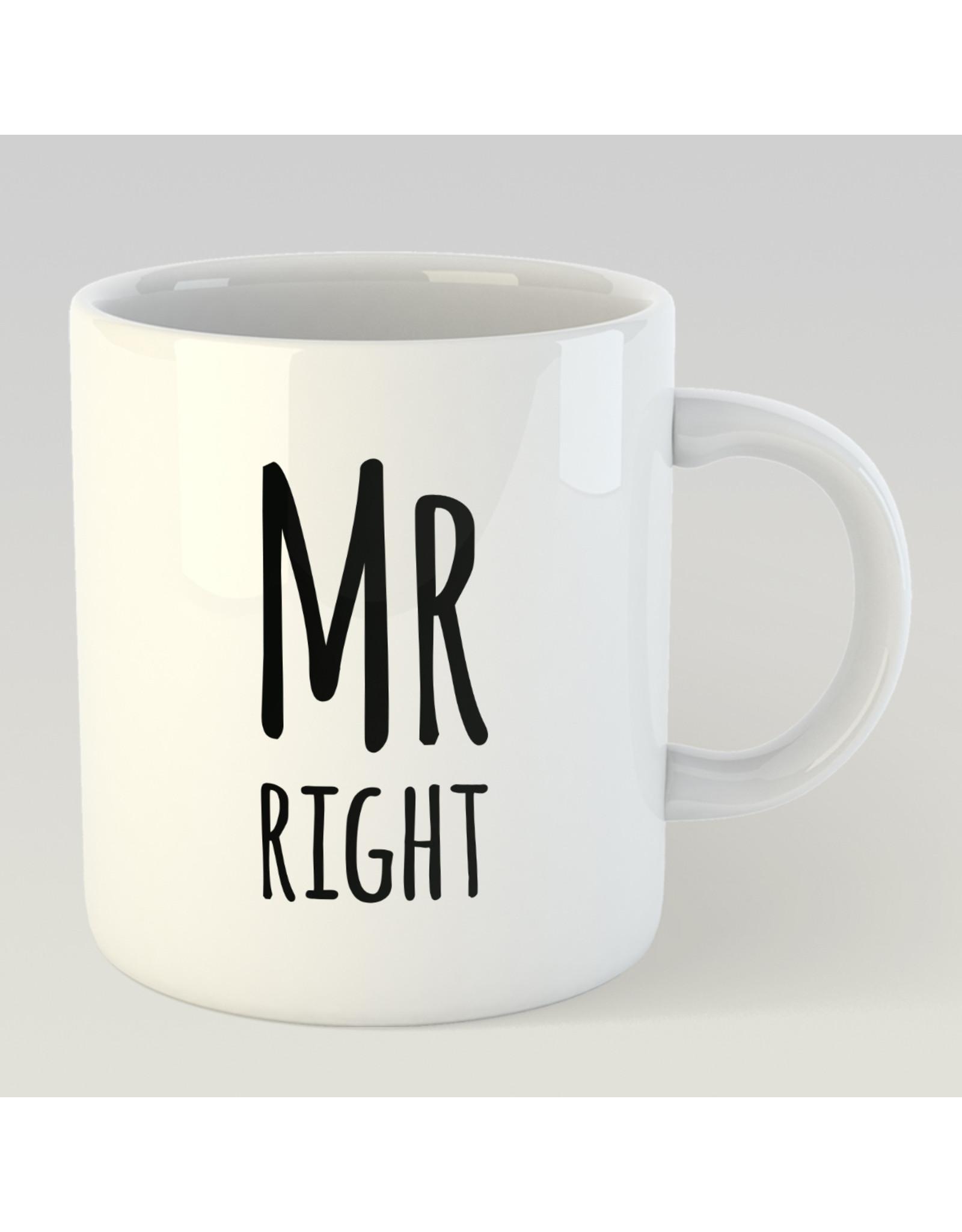 Jelly Jazz mug - Mr. Right