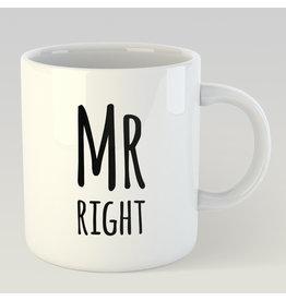Jelly Jazz mok - Mr. Right