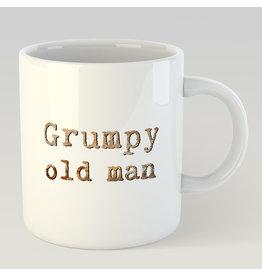 Jelly Jazz mug - grumpy old man