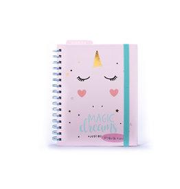diary 2021 - 12 months - magic dreams
